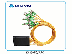 PLC型盒式光分路器